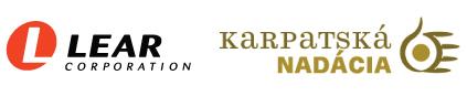 Podpora z programu Tu žijeme a pomáhame Karpatskej nadácie a Lear Corporation Seating Slovakia, s.r.o.