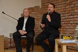 Večer pod povrchom s Branislavom Škripekom