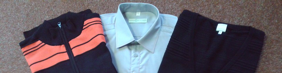 Oblečenie od spoločnosti Orange