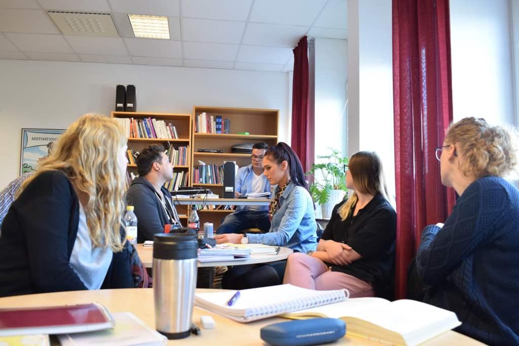 Tím Relevantu na tréningu vo Švédsku