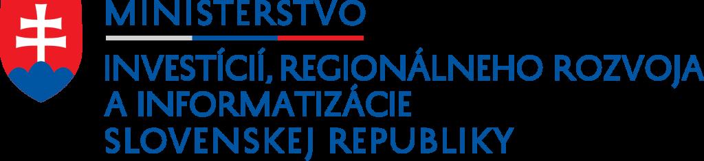 Ministerstva investícií, regionálneho rozvoja a informatizácie Slovenskej republiky  – program Podpora regionálneho rozvoja