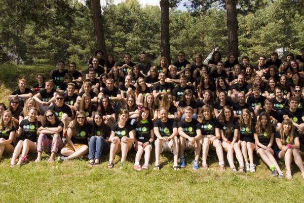 KECY tábor 2013